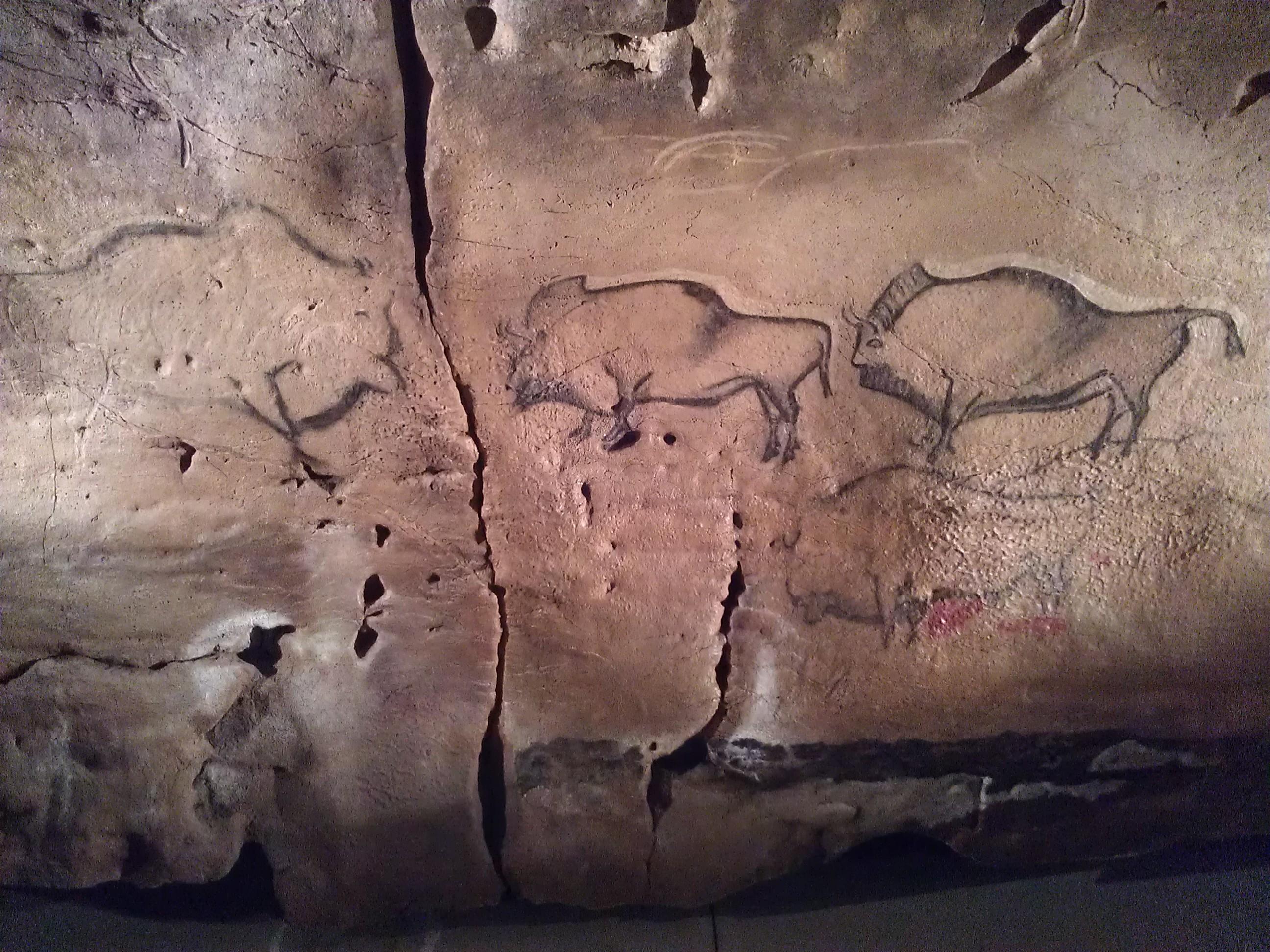 pinturas prehistoricas