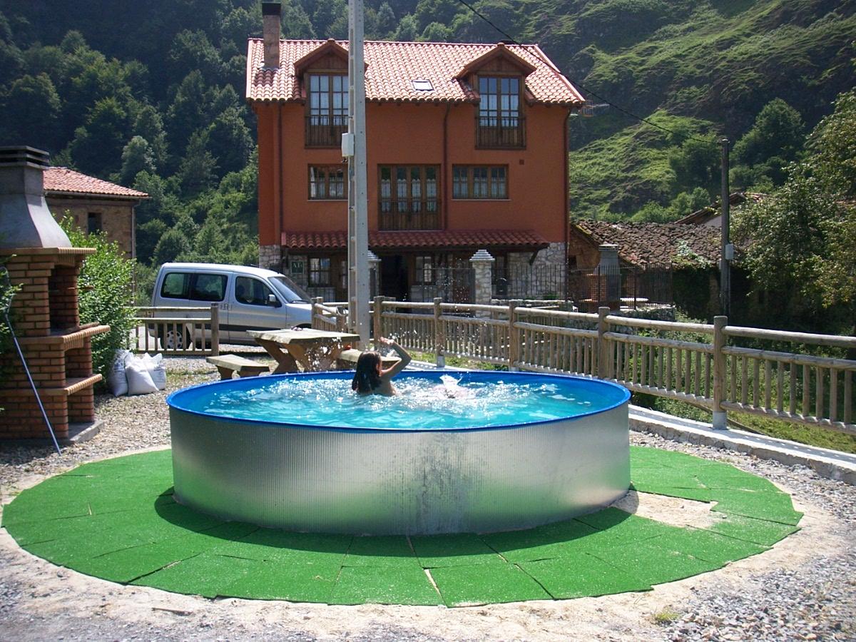 Piscina aire libre Alto San Lorenzo