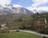 paisaje desde Braña Vigidel